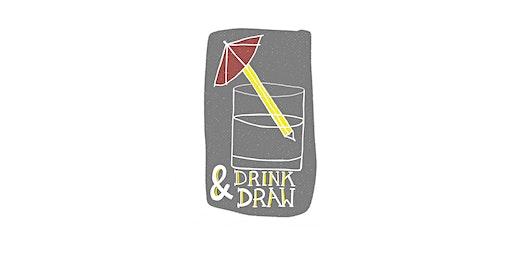 Drink & Draw - St Helens @ Punch Tarmeys