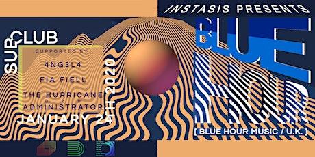 INSTASIS Presents: Blue Hour (Blue Hour Music / U.K.) tickets
