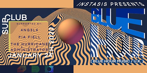 INSTASIS Presents: Blue Hour (Blue Hour Music / U.K.)