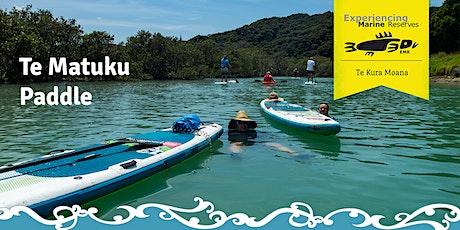 Te Matuku Paddle tickets