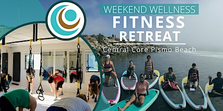 Central Core: Weekend Wellness Retreat - Water Weekend (Reservation Pass) tickets