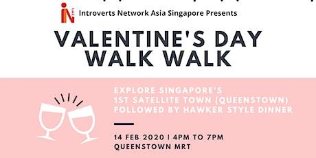 Valentine's Day Walk Walk tickets