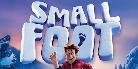 Free Community Movie 2020:  Small Foot tickets