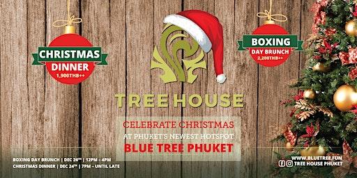 BOXING DAY BRUNCH | TREE HOUSE PHUKET
