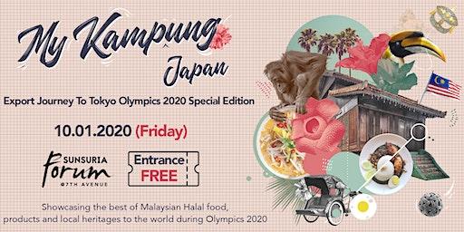 MyKampung Japan Soft Launch