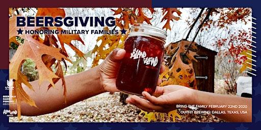 Beersgiving: Honoring Military Families