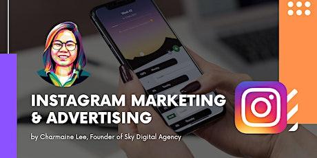 Instagram Marketing & Advertising tickets