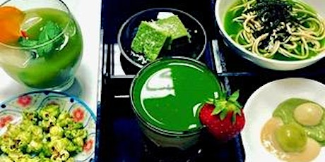 MATCHA LOVER'S HIGH TEA COOKING CLASS tickets