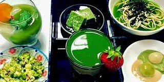 MATCHA LOVER'S HIGH TEA COOKING CLASS