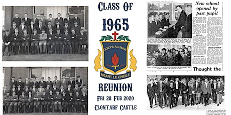 Class of 1965 :: 55 Year Anniversary Reunion tickets