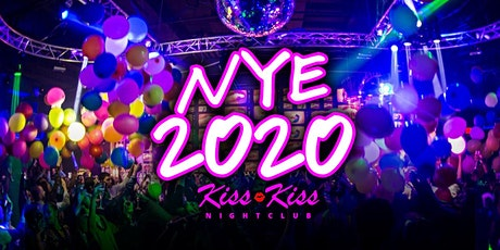 Kiss Kiss New Year's Eve at Tropicana in Atlantic City - Discount Tickets tickets