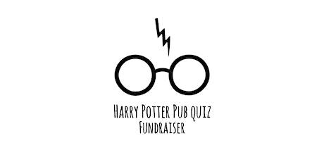 Harry Potter Pub Quiz Fundraiser tickets