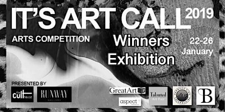 IT'S ART CAll 2019 - Winners Exhibition by The Cult House tickets