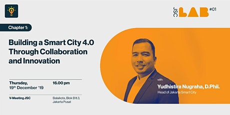 JSCLab #1:  Building Smart City 4.0 Through Collaboration and Innovation tickets