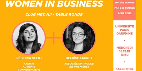 Women in Business billets