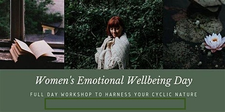 Women's Emotional Wellbeing Events - Gold Coast tickets