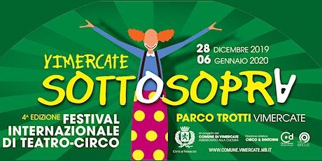 CABARET DI CIRCO biglietti