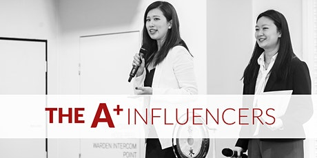 A+ Influencers: Influence with Authenticity tickets