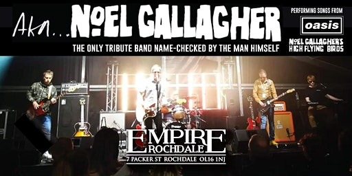 A.k.a Noel Gallagher tribute band