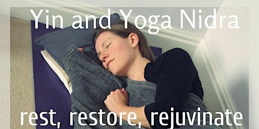 January Yin Yoga and Yoga Nidra