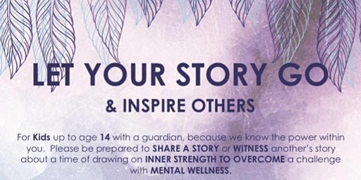 Let Your Story Go & Inspire Others