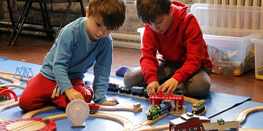 Engine Shed @ KEW: train fun for autistic children