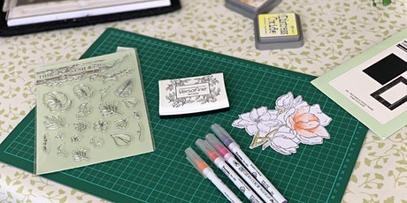 Crafting Weekend Retreat with Claire Manning from Thirsty Brush tickets