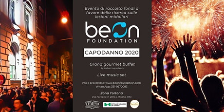 beOn Foundation 2020 NYE Party biglietti