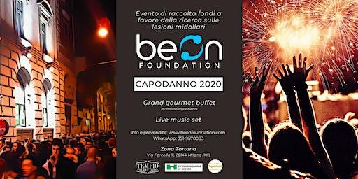 Capodanno 2020 con beOn Foundation in zona Tortona