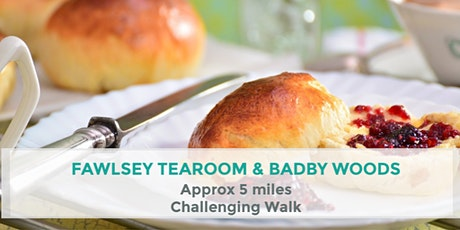 FAWSLEY TEAROOM & BADBY WOODS CIRCULAR | 4.8 MILES | CHALLENGING | NORTHANTS tickets
