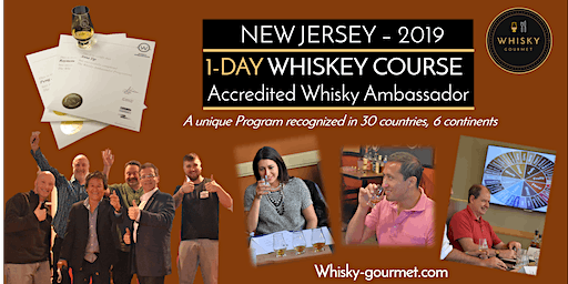 Whiskey: Want to Become Knowledgeable & certified? One-day course