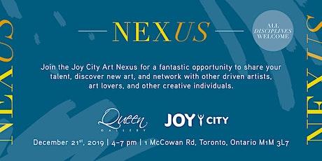Joy City Art Nexus LAUNCH tickets