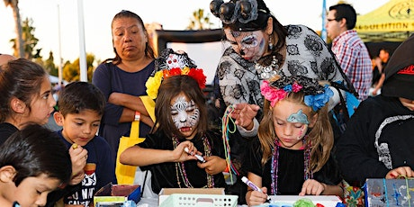 Kids Fun Zone Aztec and Inca Art Inspired Craft Event at Crenshaw Imperial Plaza tickets