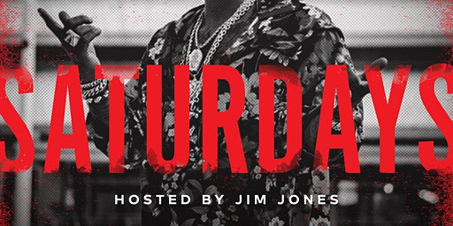 FREE ADMISSION OPEN BAR RESERVE LOUNGE SAT HOSTED BY JIM JONES & CHAINGANG