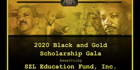 2020 Black and Gold Scholarship Gala tickets