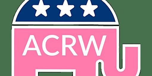 ACRW 2020 Planning Session