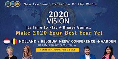 NEEW REGIONAL CONFERENCE HOLLAND / BELGIUM: KICKOFF 2020! tickets