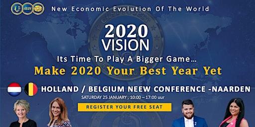 NEEW REGIONAL CONFERENCE HOLLAND / BELGIUM: KICKOFF 2020!