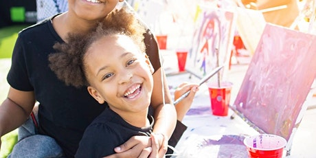 Free Kids Fun Zone Artsy Kidss Painting Workshop at Crenshaw Imperial Plaza tickets