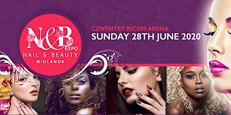 Nails and Beauty Expo 2020 tickets