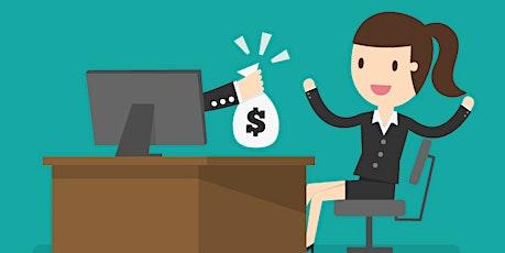 Start an Online Business tickets