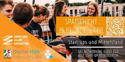 Spätschicht im Digital Hub münsterLAND