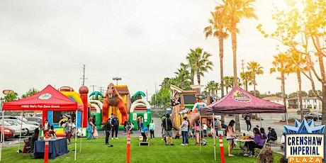 Free Kids Fun Zone Hip Hop Dance Workshop at Crenshaw Imperial Plaza tickets