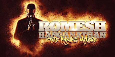 Romesh Ranganathan - the Cynic's Mixtape tickets