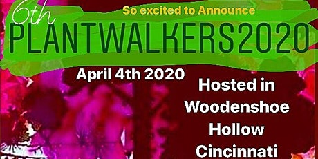 6th annual PlantWalkers 2020 tickets