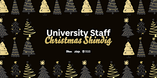 2020/21 University Staff Christmas Shindig