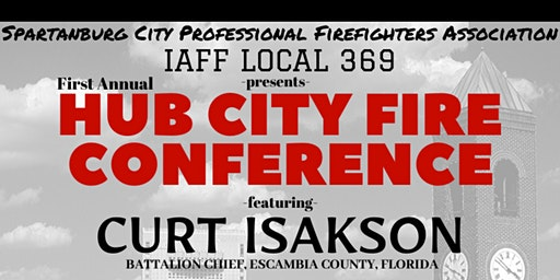 Hub City Fire Conference