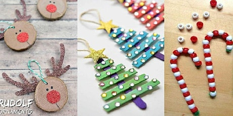 Christmas Craft Party tickets