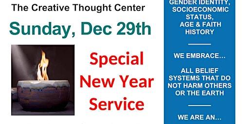 Sunday Service Dec 29, 2019