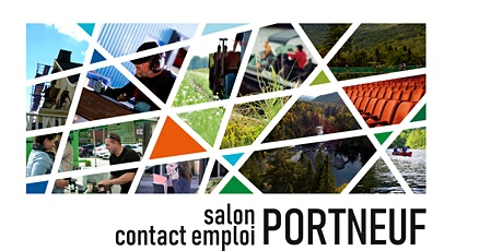 Salon Contact Emploi Portneuf 2020  billets